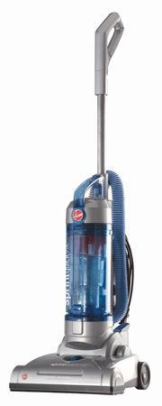 4. Hoover Vacuum Cleaner Sprint Quick Vac Bagless Lightweight Corded Upright UH20040