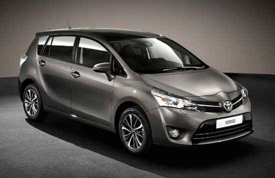New Toyota Verso 2018 Review