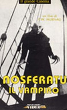 Anno: 1922 - Regia: Friedrich Wilhelm Murnau