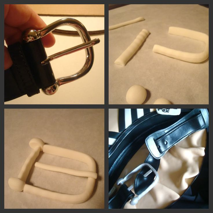 Buckles for luggage cake