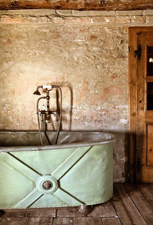 Relaxing In Rustic Style This Beautiful Italian Cottage
