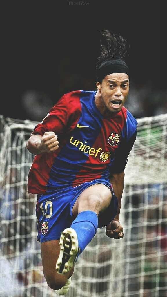 Pin On Ronaldinho