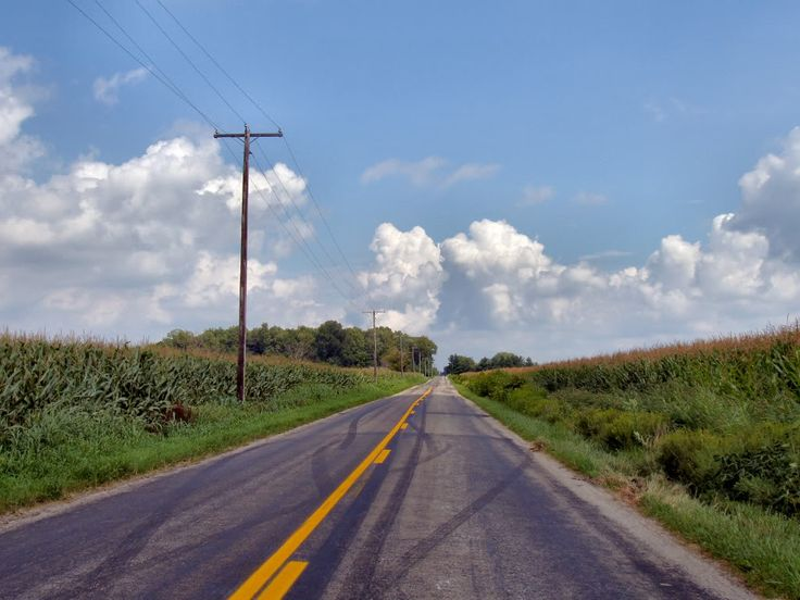 Country Roads of Indiana