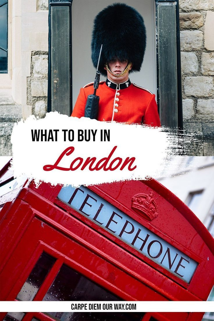 What To Buy In London The Best Souvenirs From London London Souvenirs London London Budget Travel