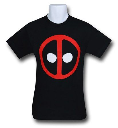 Deadpool Symbol Icon T-Shirt