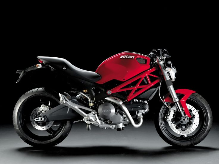 Ducati Monster 696 ~ Top Bikes Zone