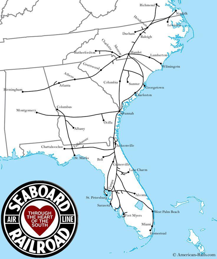 Best Railroad Maps Images On Pinterest Railroad Pictures - 1889 us railroad map