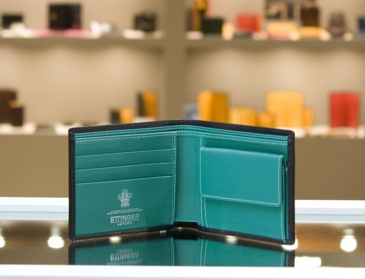 Green with envy? From the Sterling Collection.  Turquoise green, otherwise known as teal green.