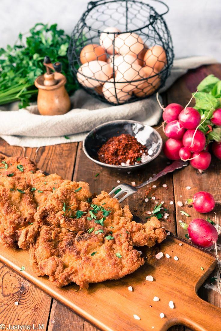 Kotlet z udka kurczaka - Gotowanie i pieczenie - I love it .