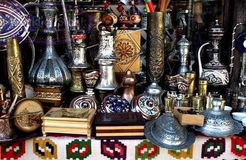 Стильные медные изделия в османском стиле. Эффектная чеканка станет украшением любого дома