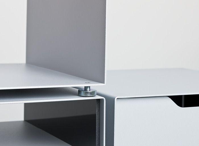 Cascando Box01 detail. Ontworpen door Silvio Rohrmoser.