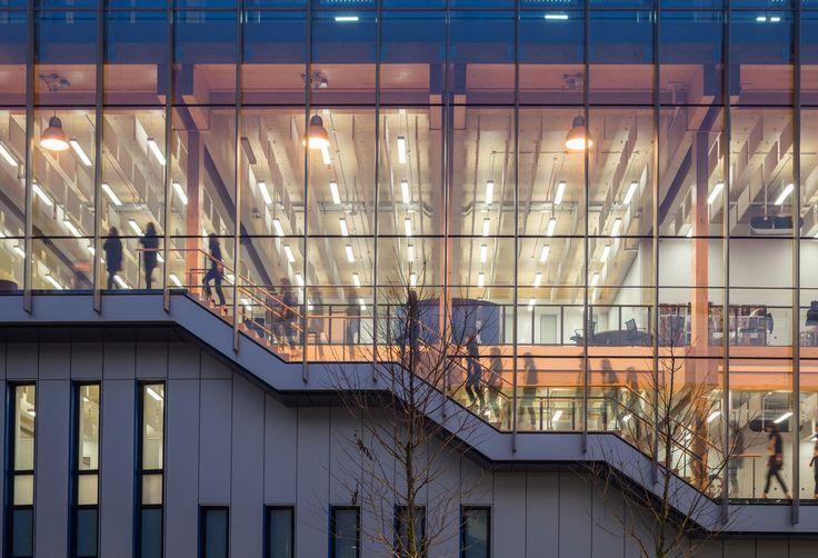 Wood in Architecture Award 2014 #Arup #WoodinArchitectureAward #GreenBuilding #London #Green
