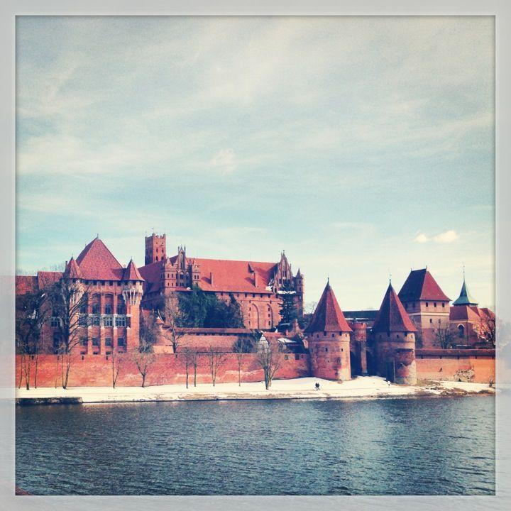 Zamek w Malborku | The Malbork Castle Museum w Malbork, Województwo pomorskie