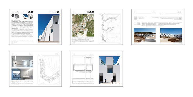 Aires Mateus. Alcácer do Sal. Portugal #housing #vivienda DENSITY SERIES Published in Density is Home http://aplust.net/tienda/libros/Serie%20Densidad/DENSITY%20%20IS%20HOME/