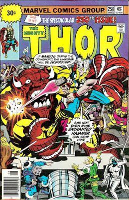Thor #250, Mangog is back
