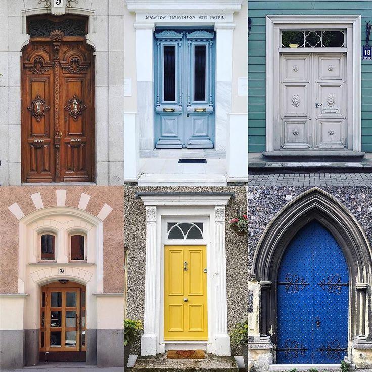 Windows by:  R1C1: @guillermootaegi R1C2: @Stockholm_and_flowers R2C1: @christinac2014 R2C2: @belyok R3C1: @baranov_eu R3C2: @thetravelingswan  Congratulations!  Tag #windowsanddoorsoftheworld to be featured!