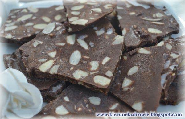 Domowa czekolada - przepis