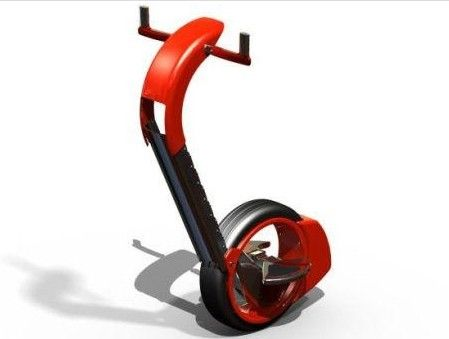 Folding electric bicycle - Will this ever be on the market? - Looks quite dangerous - Toy gadget?