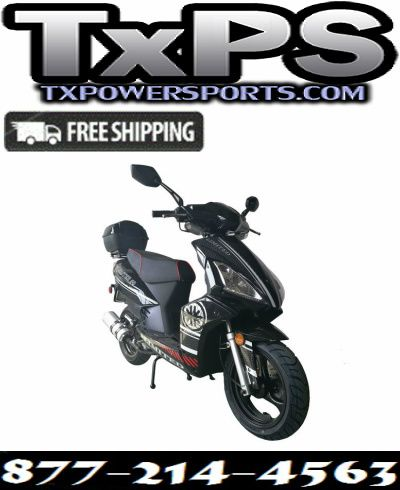 Cougar Cycle ROAD MASTER 150cc Scooter, 4 Stroke,Single Cylinder,Air-Forced Cool Free Shipping Sale Price: $979.00