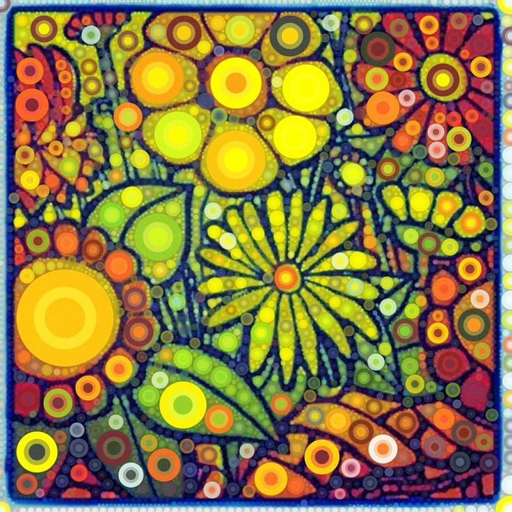 Perc-flowers