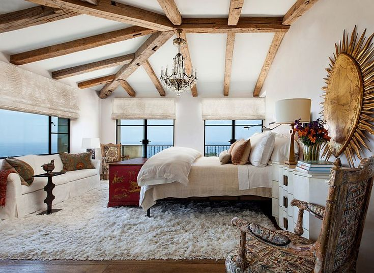 Luxurious Tuscan Style Malibu Villa by Paul Brant Williger Architect