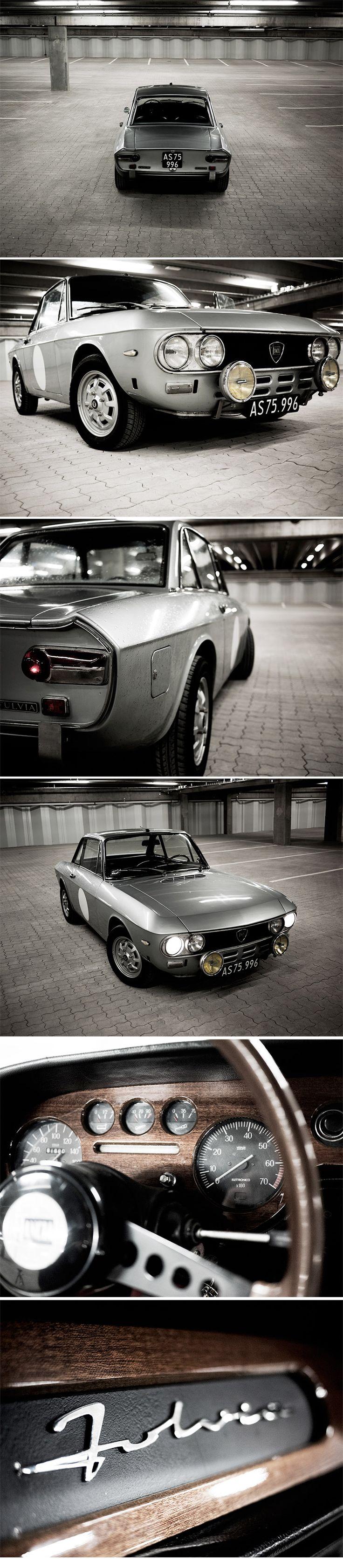 72 Lancia Fulvia