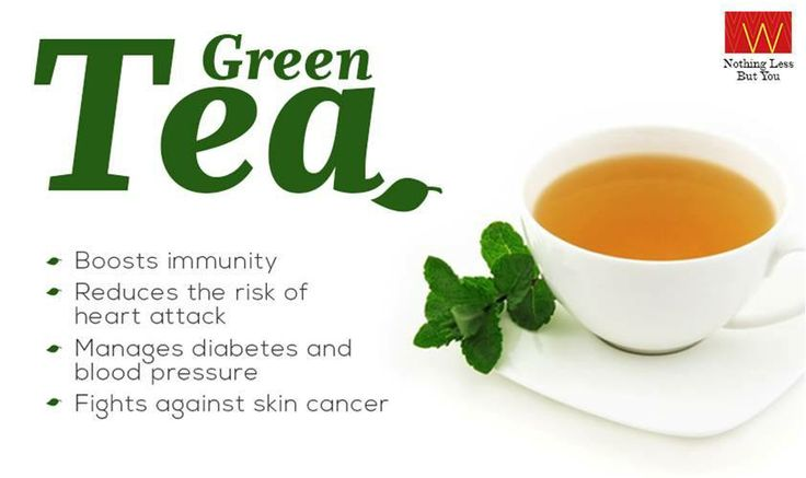 How often do you #drink green #tea?
