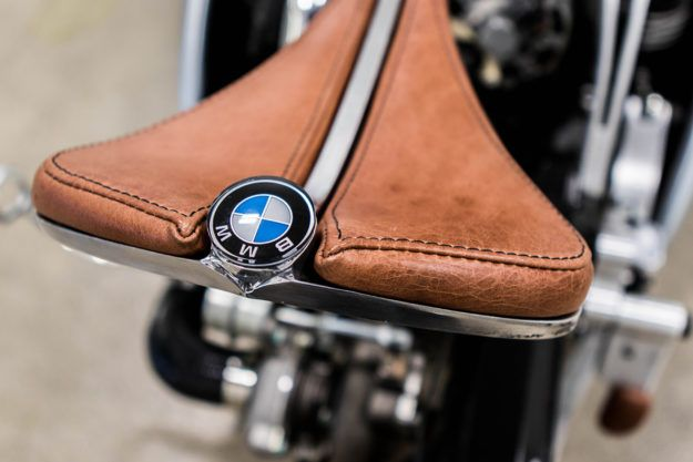 Exklusiv: Das BMW 'Alpha' Landspeed-Motorradkonzept   – Cafe racers