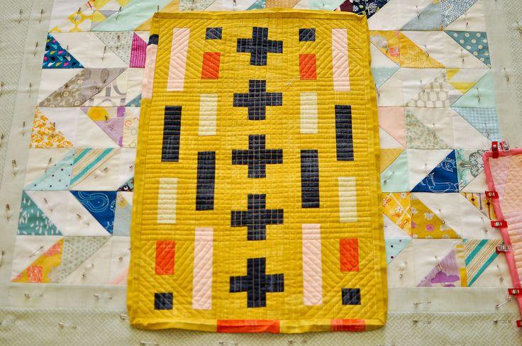 Maria's Mini Quilt | 相片擁有者 the workroom