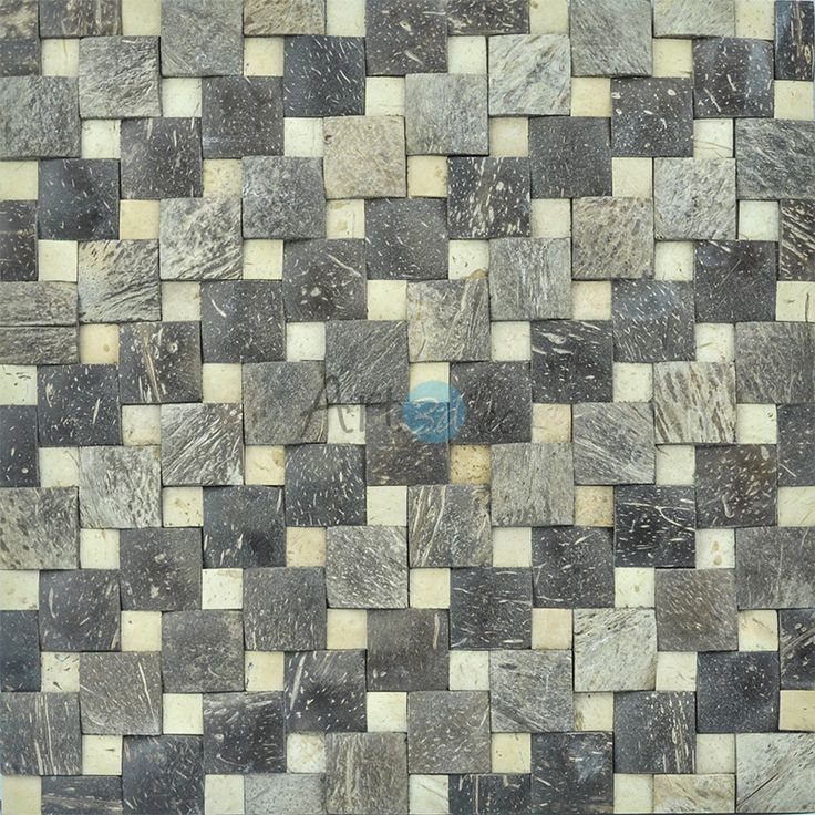 Natural Coconut Mosaic 16 best Coconut Mosaic