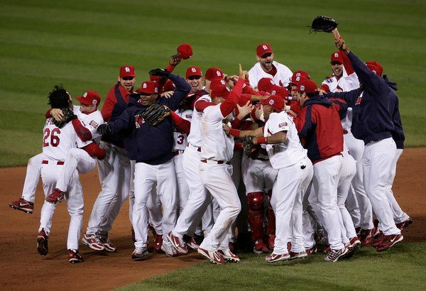 st.louis cardinals World Series | ... believed you but the st louis cardinals are going to the world series