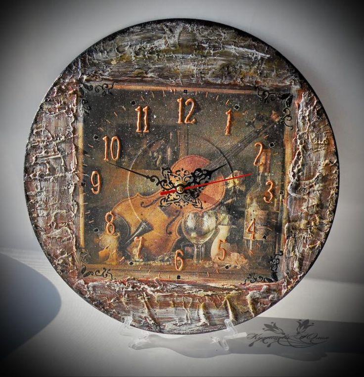 Часы за пол цены -50% - Ярмарка Мастеров - ручная работа, handmade