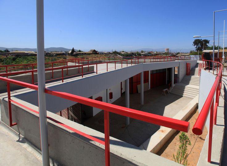 Galería de Sede Social Comunitaria / 3 Arquitectos - 11