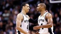 2013 NBA Finals: Miami Heat vs. San Antonio Spurs Game 3- SPURS slaughter HEAT by 36 points.  FINAL SCORE 113-77