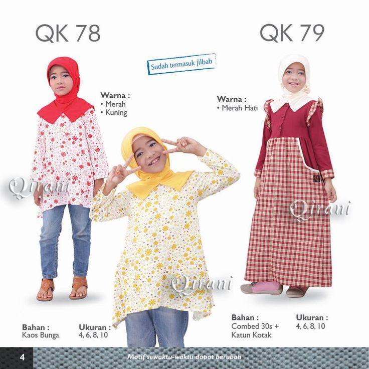 Qirani Kids  Hubungi 085732697004