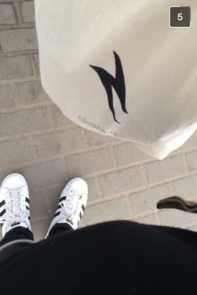 Od @komasinski    #torbag #cleant #superstar #adidas