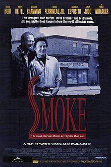 Smoke (film) - Wikipedia, the free encyclopedia