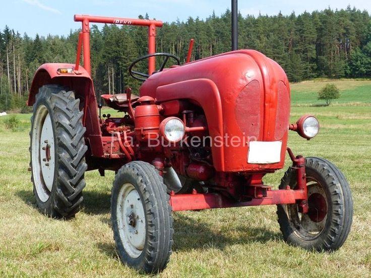 Oldtimer Porsche Diesel Standard Star 238 26PS mit TÜV Traktor Schlepper Trecker in Business & Industrie, Agrar, Forst & Kommune, Landtechnik & Traktoren | eBay