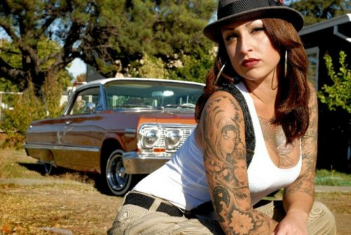 656 best images about brown pride on pinterest latinas rockabilly and chicano - Brown pride lowrider ...