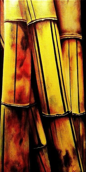 Bambu amarillo