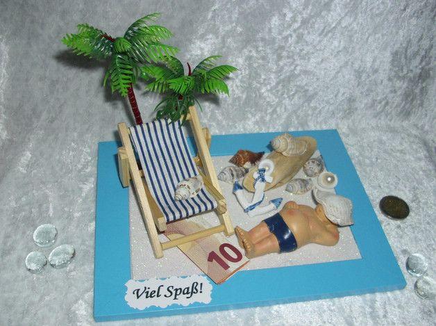 hochzeitsgeschenk geld basteln strand beste geschenk website foto blog. Black Bedroom Furniture Sets. Home Design Ideas