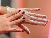 Лечение трещин на коже рук