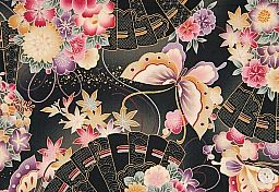 Cho-Cho by Quilt Gate : 3950-11E