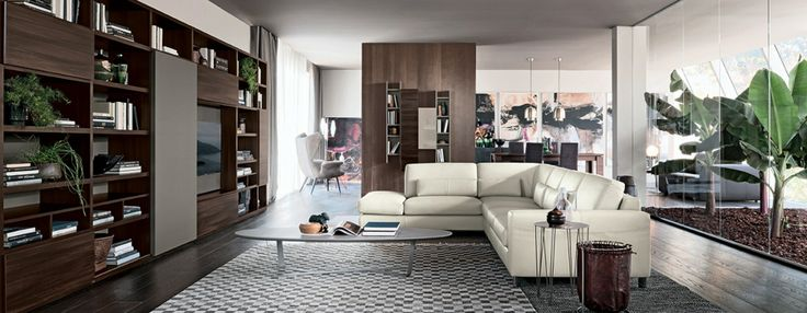 Vendita arredamento living per salotti Febal Casa. | Febal Casa