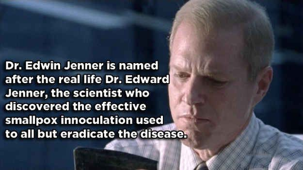 Edwin Jenner - The Walking Dead | 17 Famous Characters With Hidden Meanings In Their Names