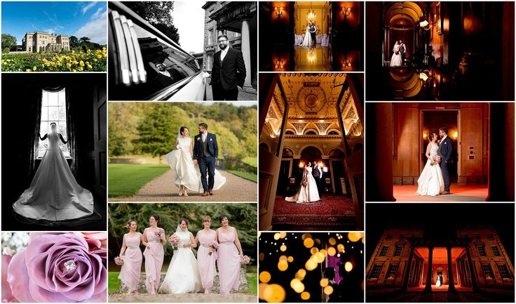 New on the blog! Check out this awesome autumn wedding from @PrestwoldHall