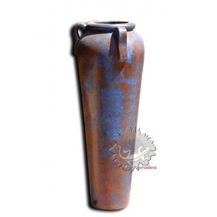 Poterie et jarre en terre cuite d coration ext rieure de jardin poteries grandes jarres - Decoration jardin exterieur poterie ...