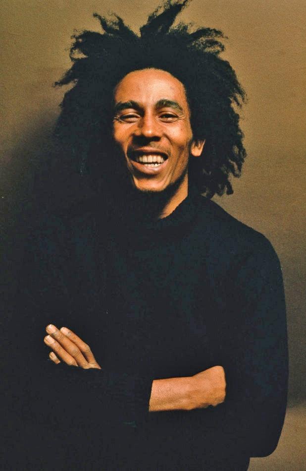 Bob Marley Naked 117