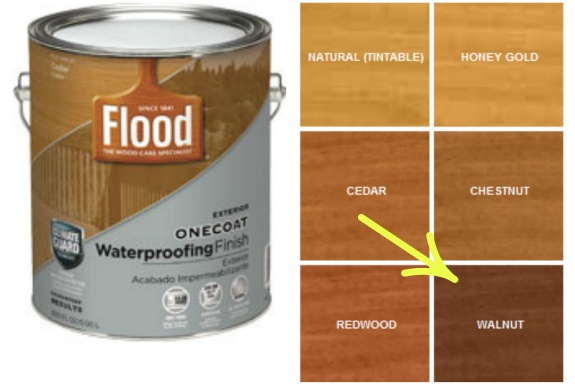 1000 images about deck stain colours on pinterest for Exterior wood stain flood
