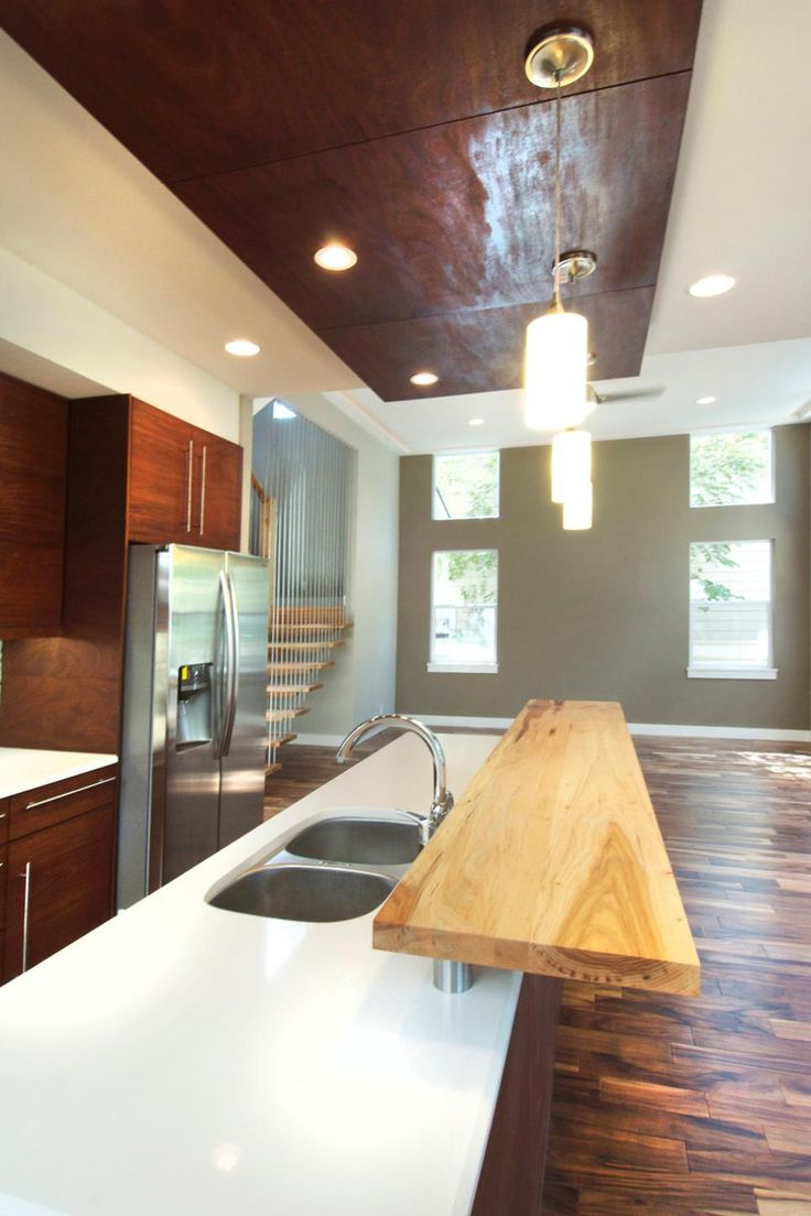 Modern kitchen with snow white quartz counter long peninsula and white - Best 25 Contemporary Peninsula Kitchens Ideas On Pinterest Contemporary Kitchens With Peninsulas Contemporary Kitchen Layouts And Breakfast Bar Kitchen